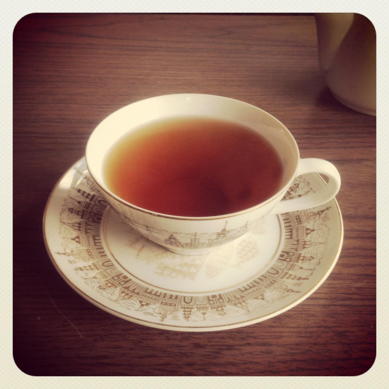 紅茶はフレーバーティ