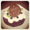 内定お祝いケーキ